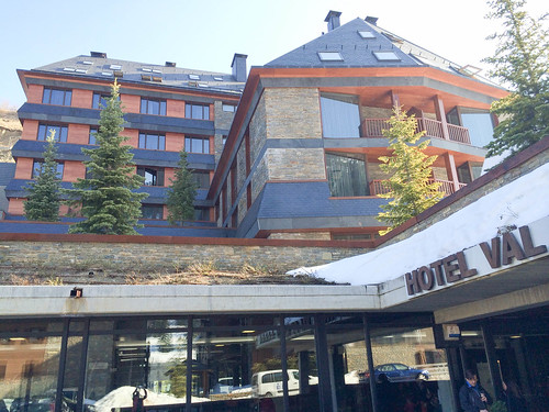 Hotel Val de Neu - Baqueira Beret