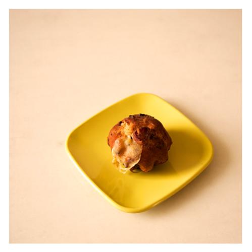 Bacon Gruyere Brioche
