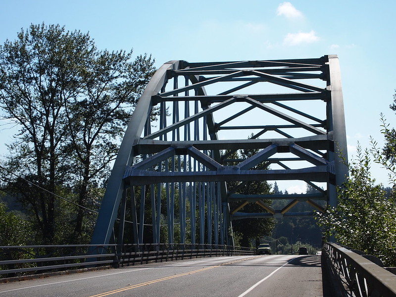 Novelty Hill Bridge