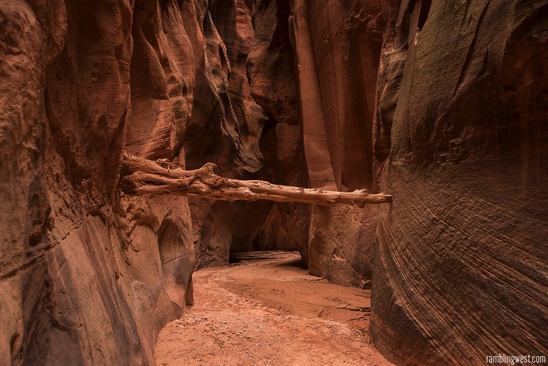 Another Reminder..., Buckskin Gulch image