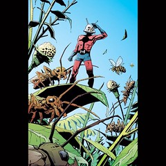So how did we like #AntMan? (art by Dean Kotz) #comics