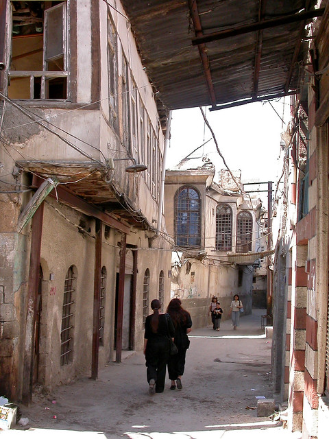 Damascus - Syria, Nikon E4500
