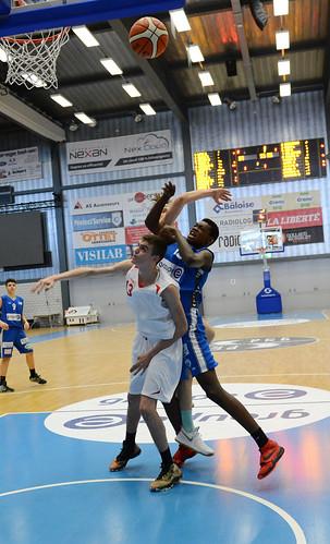 Grande Finale Fribourg Académie U16m -  Swiss Central Basket 27