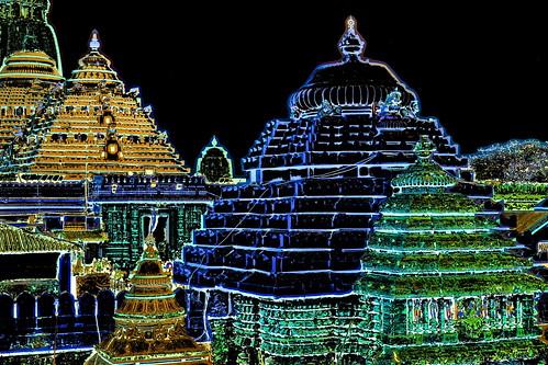 India - Odisha - Puri - Jagannath Temple - 14b