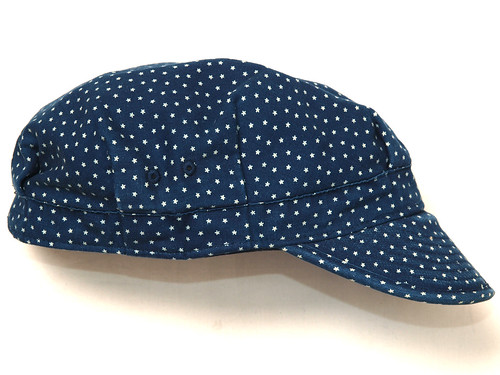 RRL / Star Indigo Work Cap