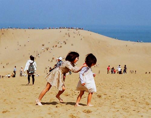 Tottori sand dunes_04