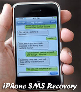 How to Recover Text Messages from iPhone with iPhone Data Recovery Software