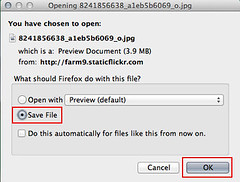 Look for Save File.