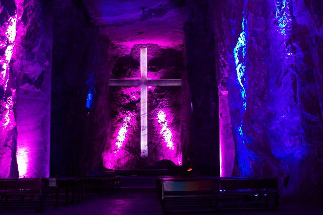 Colombia - Zipaquira´ Salt Cathedral 07