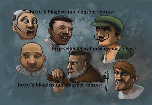elblogderafan.blogspot.com.es personajes color
