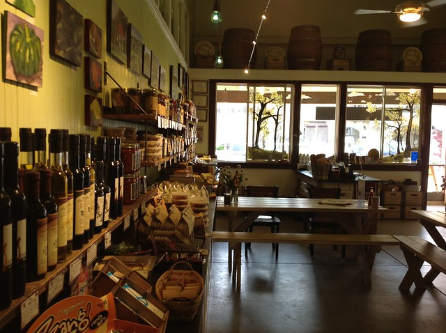 Epicurean Connection gourmet store in Sonoma