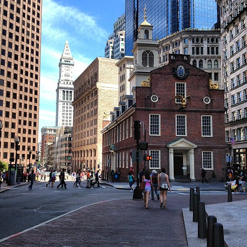 My favorite city #boston