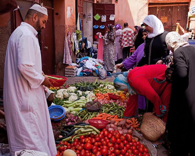 Kasbah Market