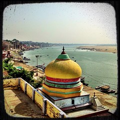 Good Morning from #Varanasi