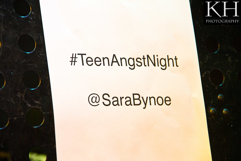 Teen Angst Night