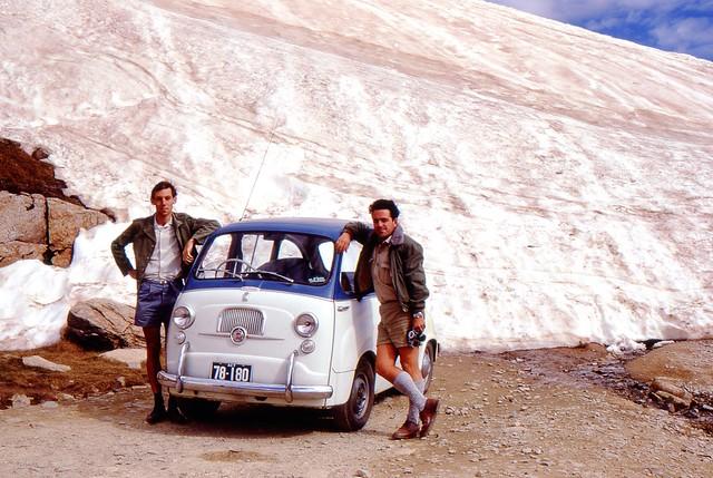 Test Drive, Mt Kosciuszko, Australia, 1969