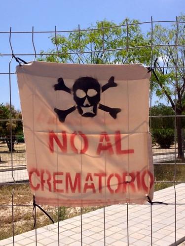 No al Crematorio