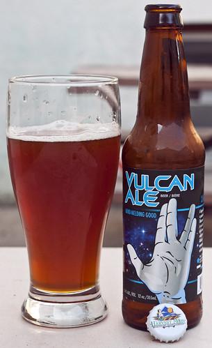 Review: Harvest Moon Vulcan Ale by Cody La Bière