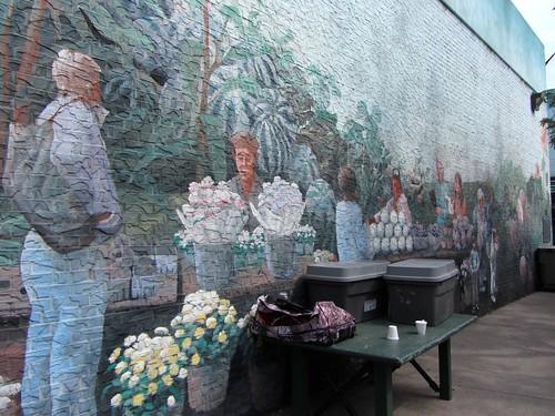 St. Lawrence Market Mural