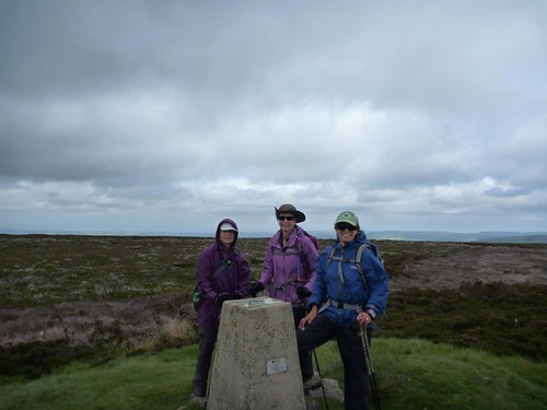 Urra Moor trig point