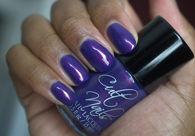 Makeup Wars - Our Favorite Purple Nail Polishes