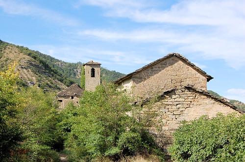 Lost town of Castiglioncello