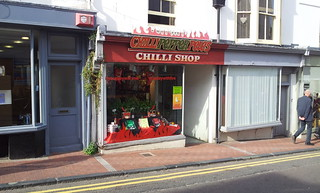 Chilli Pepper Pete's Brighton