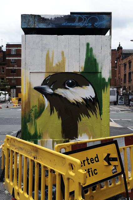 Stevenson Square, Manchester