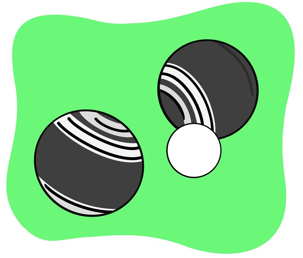 lawn bowling cartoons www
