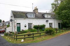 Hall Rule Cottages, Jedburgh