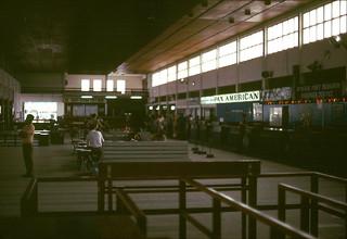 Saigon 1971 - Tan Son Nhut Terminal