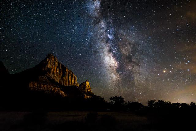Portrait de la Voie Lactée