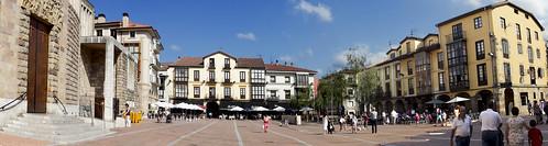 Plaza Roja de Torrelavega
