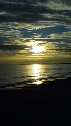 sunset sun beach gulfofmexico sand mexicobeach floridasunset floridabeach digitalmoceancom digitalmocean