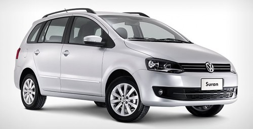 Volkswagen Suran: Version Familiar del Volkswagen Fox