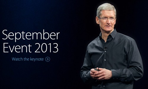 Apple September Event 2013