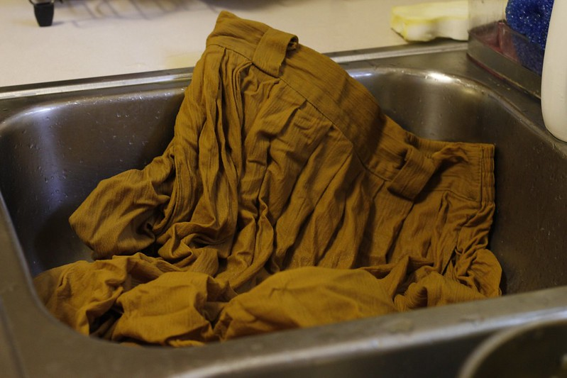 Natural Dye turmeric