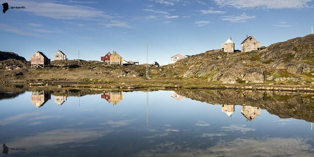 Greenlandic Reflection... II