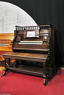 Mason & Hamlin. Barger-Compascuum, Harmonium Museum Nederland