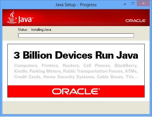 how to install java on windows 8
