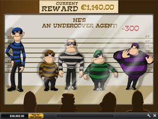 free Cops and Bandits Line-Up Bonus