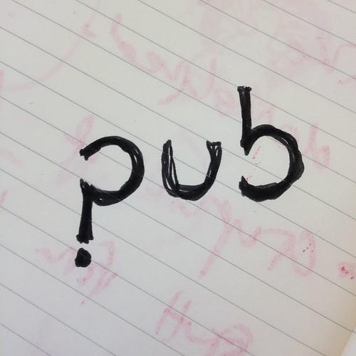 Day 11 - pub quiz (better pic)
