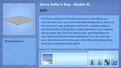 Savvy Seller's Rug - Double XL