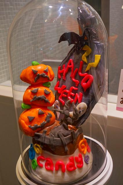 sweet Halloween tree