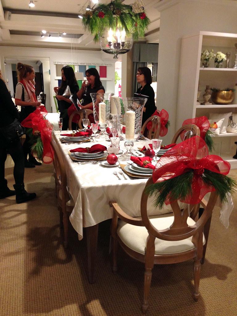 Comment decorer la salle a manger pour noel - Decorer son salon salle a manger ...