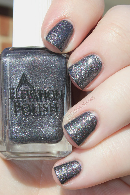 Elevation Polish Black Ice