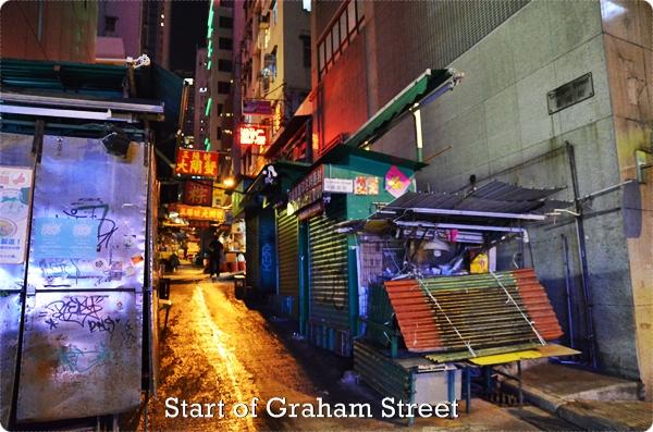 Graham Street, Central