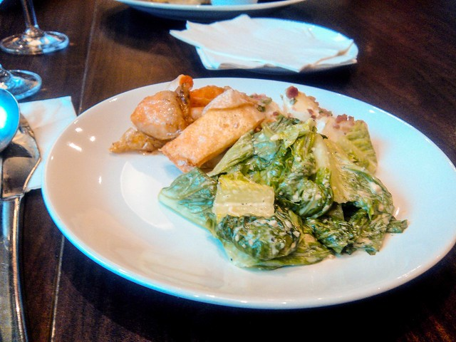 Lunch at Hippopotamus Restaurant Grill at Central World Rama 9 Bangkok