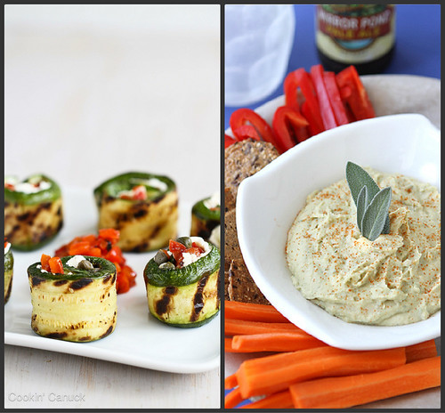 Easy Appetizer Recipes | cookincanuck.com #recipe #appetizer
