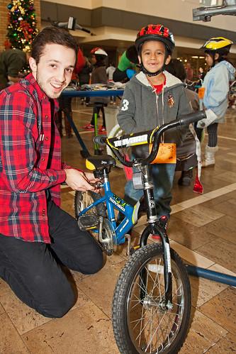 2013 Holiday Bike Drive